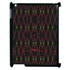 Blax In Color Apple Ipad 2 Case (black) by MRTACPANS