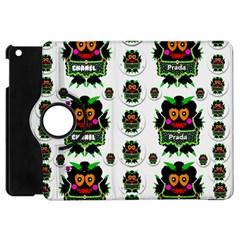 Monster Trolls In Fashion Shorts Apple Ipad Mini Flip 360 Case by pepitasart
