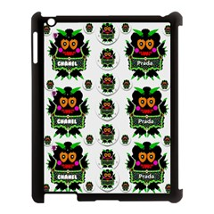 Monster Trolls In Fashion Shorts Apple Ipad 3/4 Case (black)