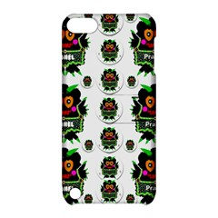 Monster Trolls In Fashion Shorts Apple Ipod Touch 5 Hardshell Case With Stand by pepitasart