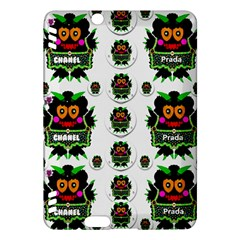 Monster Trolls In Fashion Shorts Kindle Fire Hdx Hardshell Case by pepitasart
