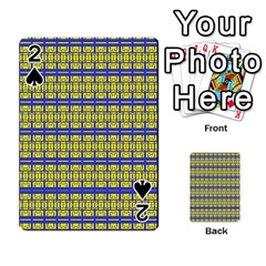 No Vaccine Playing Cards 54 Designs  by MRTACPANS