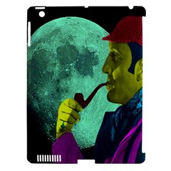 Sherlock Holmes Apple Ipad 3/4 Hardshell Case (compatible With Smart Cover) by icarusismartdesigns