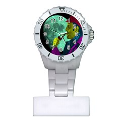 Sherlock Holmes Plastic Nurses Watch by icarusismartdesigns