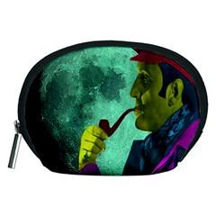 Sherlock Holmes Accessory Pouches (medium)  by icarusismartdesigns