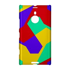 Colorful Misc Shapes                                                  			nokia Lumia 1520 Hardshell Case by LalyLauraFLM