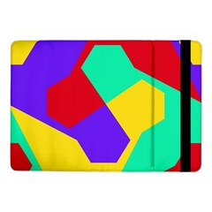 Colorful Misc Shapes                                                  			samsung Galaxy Tab Pro 10 1  Flip Case by LalyLauraFLM