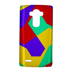 Colorful Misc Shapes                                                  			lg G4 Hardshell Case by LalyLauraFLM