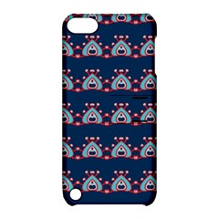 Hearts Pattern                                                      			apple Ipod Touch 5 Hardshell Case With Stand by LalyLauraFLM