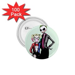 Suicide Nightmare Squad 1 75  Buttons (100 Pack)  by lvbart