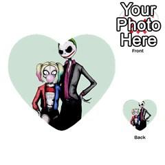 Suicide Nightmare Squad Multi Purpose Cards (heart)