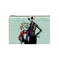 Suicide Nightmare Squad Cosmetic Bag (medium)  by lvbart