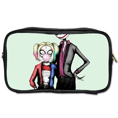Suicide Nightmare Squad Toiletries Bags by lvbart