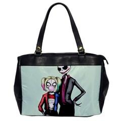 Suicide Nightmare Squad Office Handbags by lvbart