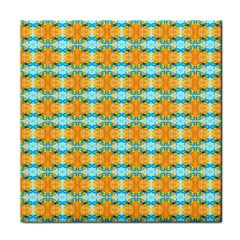 Dragonflies Summer Pattern Tile Coasters by Costasonlineshop