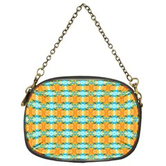 Dragonflies Summer Pattern Chain Purses (one Side)  by Costasonlineshop