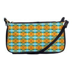 Dragonflies Summer Pattern Shoulder Clutch Bags by Costasonlineshop