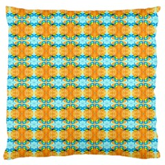Dragonflies Summer Pattern Large Cushion Case (one Side)