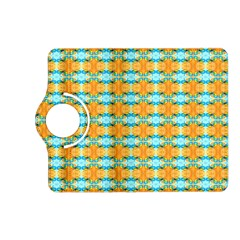 Dragonflies Summer Pattern Kindle Fire Hd (2013) Flip 360 Case by Costasonlineshop