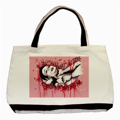 High For This Basic Tote Bag by lvbart