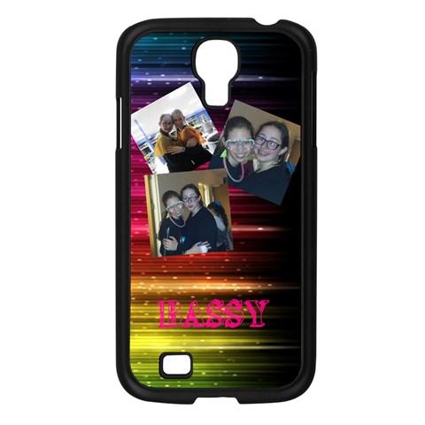 Bassy By Bk   Samsung Galaxy S4 I9500/ I9505 Case (black)   Euzw6dyt16q4   Www Artscow Com Front