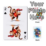 Super Smash Bros. - Playing Cards 54 Designs
