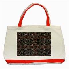 Windoor Classic Tote Bag (red) by MRTACPANS