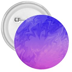 Ombre Purple Pink 3  Buttons by BrightVibesDesign