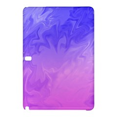 Ombre Purple Pink Samsung Galaxy Tab Pro 12 2 Hardshell Case by BrightVibesDesign