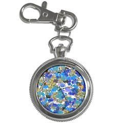 Mixed Brushes                                                           			key Chain Watch by LalyLauraFLM