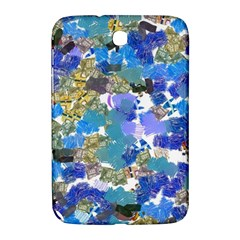 Mixed Brushes                                                           samsung Galaxy Note 8 0 N5100 Hardshell Case by LalyLauraFLM