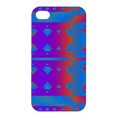 Triangles Gradient                                                             Apple Iphone 4/4s Hardshell Case by LalyLauraFLM