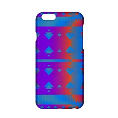 Triangles Gradient                                                             apple Iphone 6/6s Hardshell Case by LalyLauraFLM