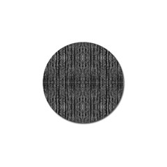 Dark Grunge Texture Golf Ball Marker (10 Pack) by dflcprints