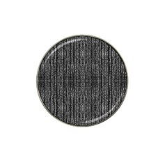 Dark Grunge Texture Hat Clip Ball Marker (10 Pack) by dflcprints