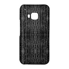 Dark Grunge Texture HTC One M9 Hardshell Case by dflcprints
