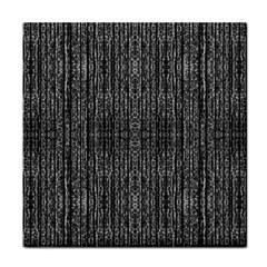 Dark Grunge Texture Tile Coasters by dflcprints