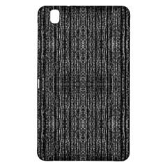 Dark Grunge Texture Samsung Galaxy Tab Pro 8 4 Hardshell Case by dflcprints