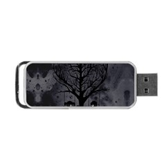 Love Tree Portable USB Flash (Two Sides) by lvbart