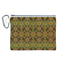 Roulette Board Canvas Cosmetic Bag (l) by MRTACPANS