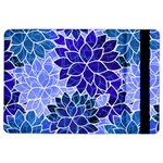 Azurite Blue Flowers iPad Air 2 Flip