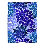 Azurite Blue Flowers Samsung Galaxy Tab S (10.5 ) Hardshell Case