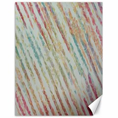 Diagonal stripes painting                                                               Canvas 18  x 24  by LalyLauraFLM