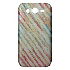 Diagonal Stripes Painting                                                               samsung Galaxy Mega 5 8 I9152 Hardshell Case by LalyLauraFLM