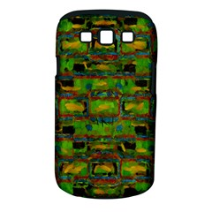 Paint Bricks                                                                 			samsung Galaxy S Iii Classic Hardshell Case (pc+silicone) by LalyLauraFLM