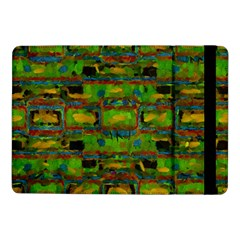 Paint Bricks                                                                 			samsung Galaxy Tab Pro 10 1  Flip Case by LalyLauraFLM