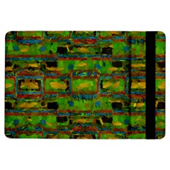 Paint Bricks                                                                 			apple Ipad Air Flip Case by LalyLauraFLM