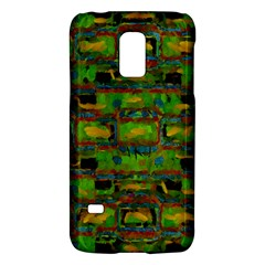 Paint Bricks                                                                 			samsung Galaxy S5 Mini Hardshell Case by LalyLauraFLM