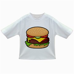 Cheeseburger Infant/toddler T Shirts by sifis