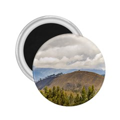 Ecuadorian Landscape At Chimborazo Province 2 25  Magnets by dflcprints